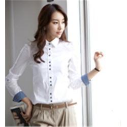 佳增服饰 白衬衫定做厂家-江门衬衫定做图片