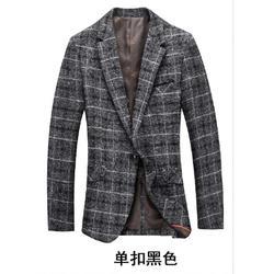 潍坊条纹西装-羊毛材质-条纹西装图片