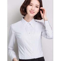 白色衬衫定做厂家|无锡衬衫定做厂家|品质保障(查看)图片