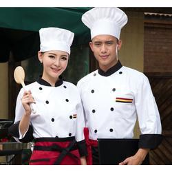 惠东厨师帽定做、质量超好、酒店厨师帽定做图片