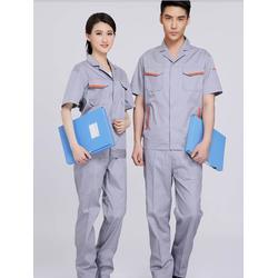 广东工作服定做厂家,批量生产,机械厂工作服定做厂家图片