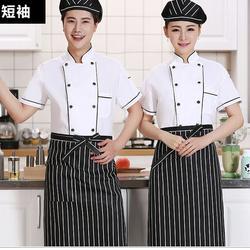 广东厨师服购买_定制定购_酒店厨师服购买图片