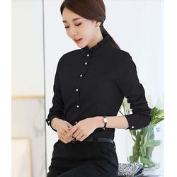 女款衬衫定做、杭州衬衫定做、产量高(查看)图片