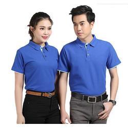 海珠区POLO衫定做、纯棉POLO衫定做、各种面料均有