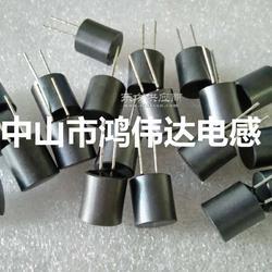 47UH电感,47UH屏蔽电感,47UH屏蔽插件电感,磁屏蔽工字电感图片