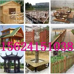 防腐木小品生产厂家图片