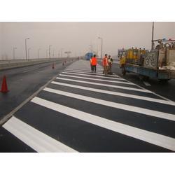 小区道路划线,道路划线,奈特尔交通器材图片