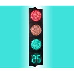 led交通信号灯灯具,led交通信号灯生产商,奈特尔交通器材图片