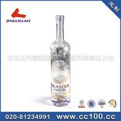 晶力玻璃瓶厂家(图)_广州工艺玻璃酒瓶_酒瓶图片