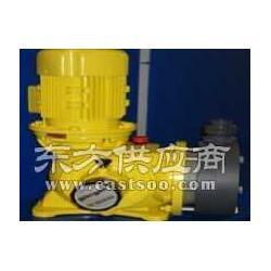 米顿罗GB系列机械隔膜计量泵图片