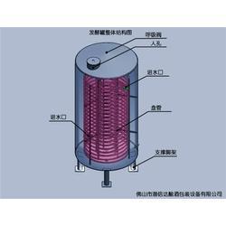 发酵罐 潜信达酿酒设备 发酵罐