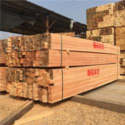 双日木材质量好 花旗松建筑木方-花旗松图片