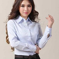 都市男女衬衫定做,新款商务衬衫定做,适用于办公着装图片