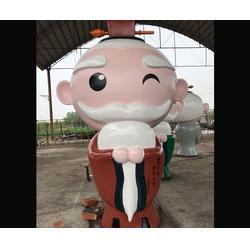 佳木斯植物玻璃钢雕塑-济南京文雕塑图片