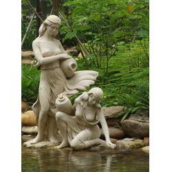 济南京文雕塑金牌厂家(多图)-牡丹江动物玻璃钢雕塑图片