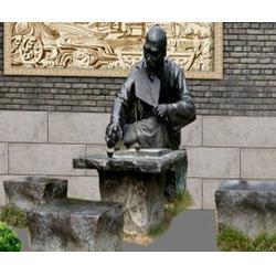 园林景观铸铜雕塑、西安铸铜雕塑、济南京文雕塑诚信可靠图片