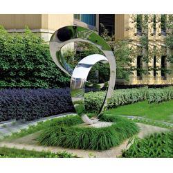 小品不锈钢雕塑厂家-哈密小品不锈钢雕塑-济南京文雕塑值得信赖图片