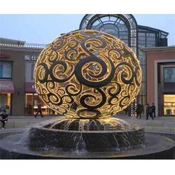 鄂州不锈钢雕塑定做-济南京文雕塑金牌厂家图片