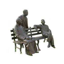 鑄銅雕塑多少錢-恩施鑄銅雕塑-濟南京文雕塑金牌廠家(查看)圖片