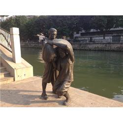 濟南京文雕塑誠信可靠-白城玻璃鋼烤漆雕塑圖片