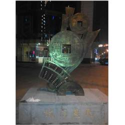 大连玻璃钢雕塑定制-济南京文雕塑图片