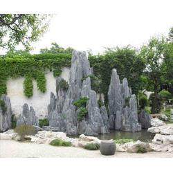 酒泉假山生态园林景观雕塑-济南京文雕塑诚信可靠图片