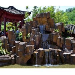 贺州假山景观雕塑定做 济南京文雕塑值得信赖