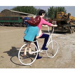 潮州公园雕塑厂家|济南京文雕塑值得信赖(图)图片