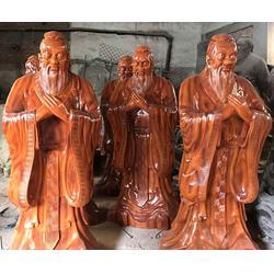 济南京文雕塑实力商家-抽象玻璃钢雕塑生产厂家图片