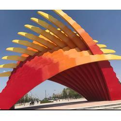 鄂尔多斯城市公园雕塑-济南京文雕塑金牌厂家图片