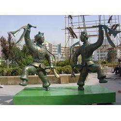 黄山玻璃钢雕塑-济南京文雕塑图片
