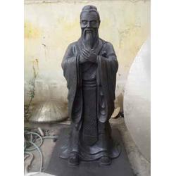 黄冈学校名人雕塑-济南京文雕塑图片