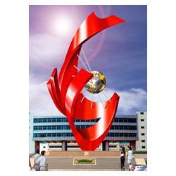 鸡西学校雕塑厂家-济南京文雕塑金牌厂家图片