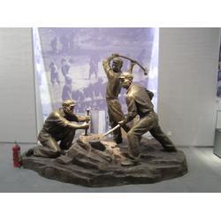 武威玻璃钢砂岩雕塑,济南京文雕塑(推荐商家)图片