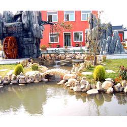 威海水上乐园假山雕塑-济南京文雕塑(推荐商家)图片