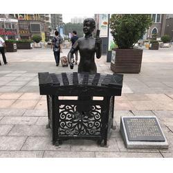 大理铸铜雕塑-济南京文雕塑实力商家-公园铸铜雕塑多少钱图片
