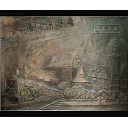 浮雕-十堰浮雕-济南京文雕塑质量保证(查看)图片