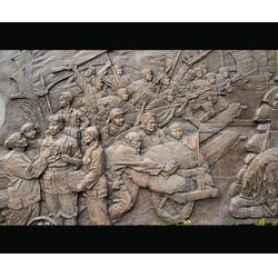 湖北镂空浮雕雕塑-济南京文雕塑实力商家-镂空浮雕雕塑定制图片