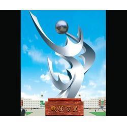 宁夏不锈钢园林雕塑_济南京文雕塑(推荐商家)图片