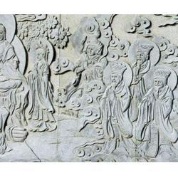 大型浮雕定做-和田浮雕定做-济南京文雕塑金牌厂家(查看)图片