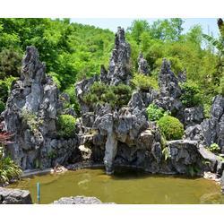 阜阳大型假山景观雕塑|济南京文雕塑(推荐商家)图片