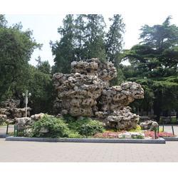 鹤岗不锈钢假山雕塑定做-济南京文雕塑实力商家(图)图片