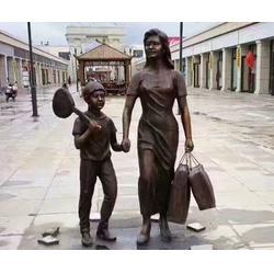 济南京文雕塑质量保证-城市铸铜雕塑厂家-莱芜铸铜雕塑厂家图片