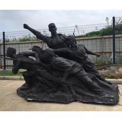 锻铜铸铜雕塑 呼和浩特铸铜雕塑 济南京文雕塑诚信可靠