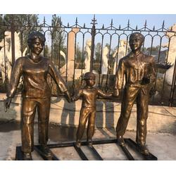鑄銅雕塑工藝-保定鑄銅雕塑-濟南京文雕塑質量保證(查看)圖片