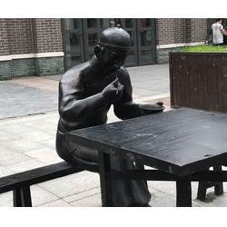城市铸铜雕塑生产厂家-宁夏城市铸铜雕塑-济南京文雕塑值得信赖图片