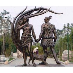 大型铸铜雕塑-济南京文雕塑诚信可靠-湖北铸铜雕塑图片