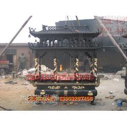 铸铁长方形八龙柱香炉 纯铜带盖香炉 寺庙香炉本厂供应 纯铜 铸铁长方形八龙柱香炉 厂家定做图片
