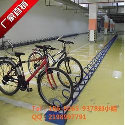 山西停车架 博昌厂家直销 自行车停车架采购图片