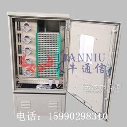 288芯光缆交接箱内部配置图片